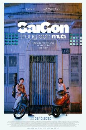 Sài Gòn Trong Cơn Mưa