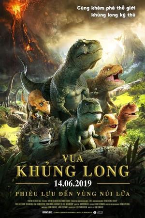 Vua Khủng Long: Phiêu Lưu Đến Vùng Núi Lửa (Phụ Đề)