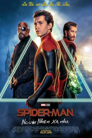 Spider-Man: Người Nhện Xa Nhà