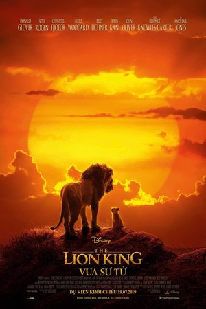 The Lion King: Vua Sư Tử