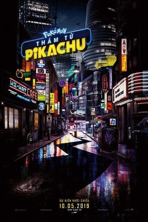 POKÉMON: Thám Tử Pikachu
