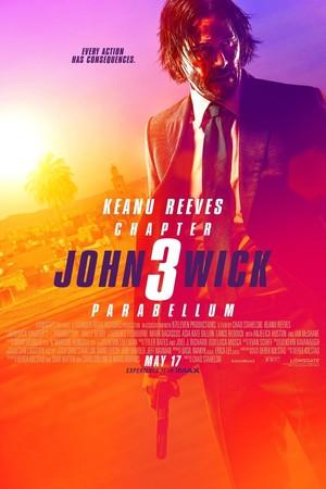 Sát Thủ John Wick 3: Chuẩn Bị Chiến Tranh
