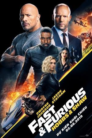 (3D) Fast & Furious: Hobbs & Shaw