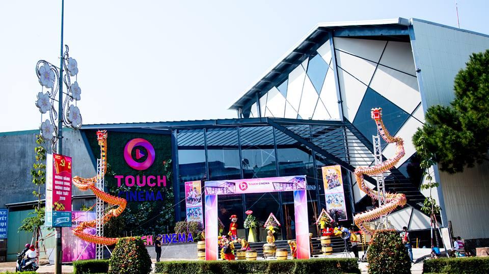 Mừng khai trương – Tặng 200 vé xem phim cho 200 khách hàng đầu tiên đến Touch Cinema