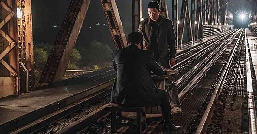 Review Phim Ván cờ sinh tử - Cuộc chiến cờ vây khốc liệt