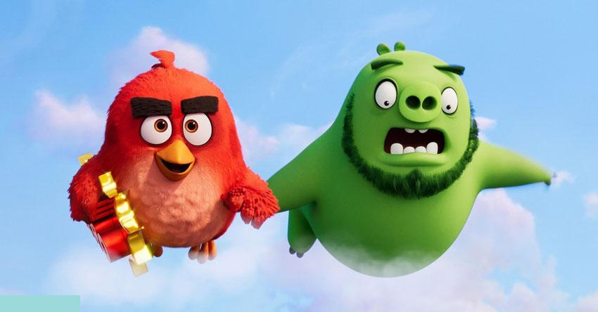 angry bird в кино hd