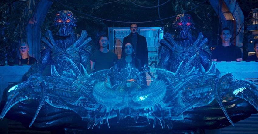 Review phim Skylin3s: Cuộc chiến hủy diệt – Phần kết khép lại một thương hiệu