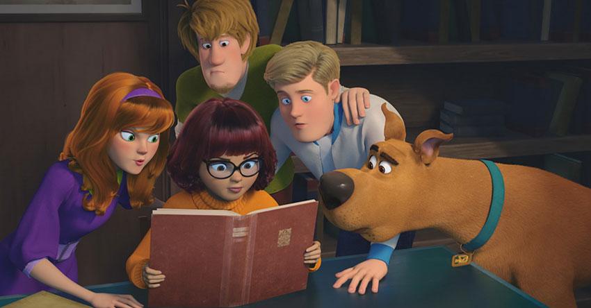 Review Phim Cuộc phiêu lưu của Scooby-Doo – Sự trở lại của Scooby-Doo