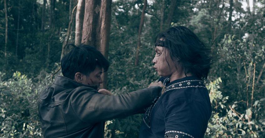 Review Phim Đỉnh mù sương – Hành động không thua kém phim Hollywood