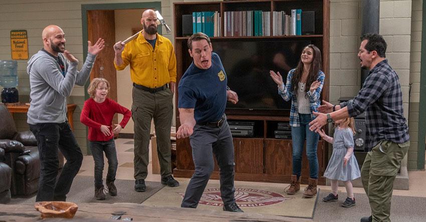 Review Phim Đừng đùa với lửa – Bộ phim hài về gia đình