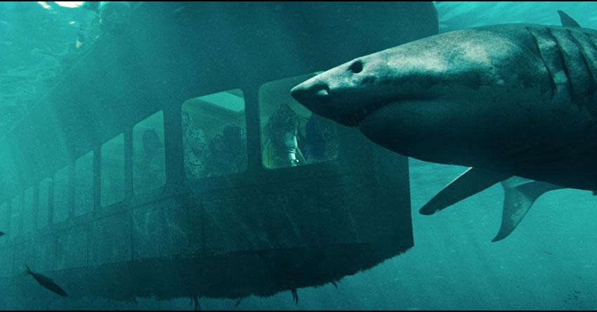 Hung Thần Đại Dương – Thần Chết Nơi Đại Dương Sâu Thẳm