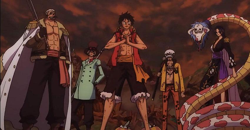 Review Phim One Piece: Lễ hội hải tặc – Dấu mốc của chặng đường 20 năm