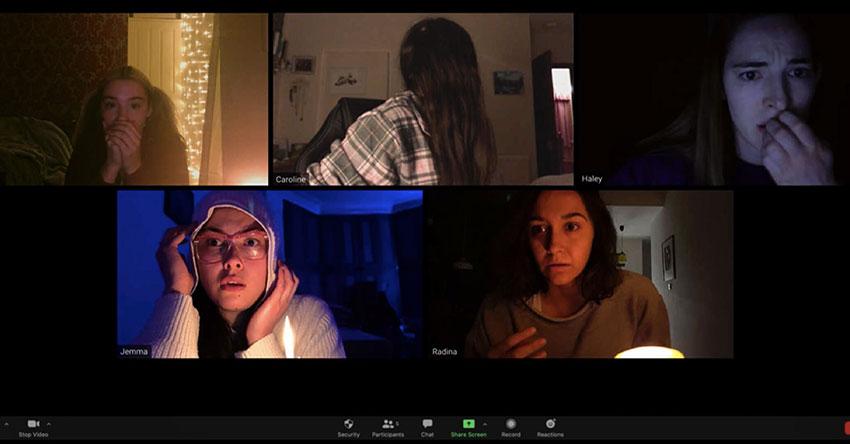 Review phim Host (Phòng chat quỷ ám) – Đáng tiếc là quá ngắn