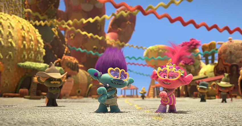 Review Phim Quỷ lùn tinh nghịch: Chuyến lưu diễn thế giới – Bữa tiệc của âm nhạc và màu sắc