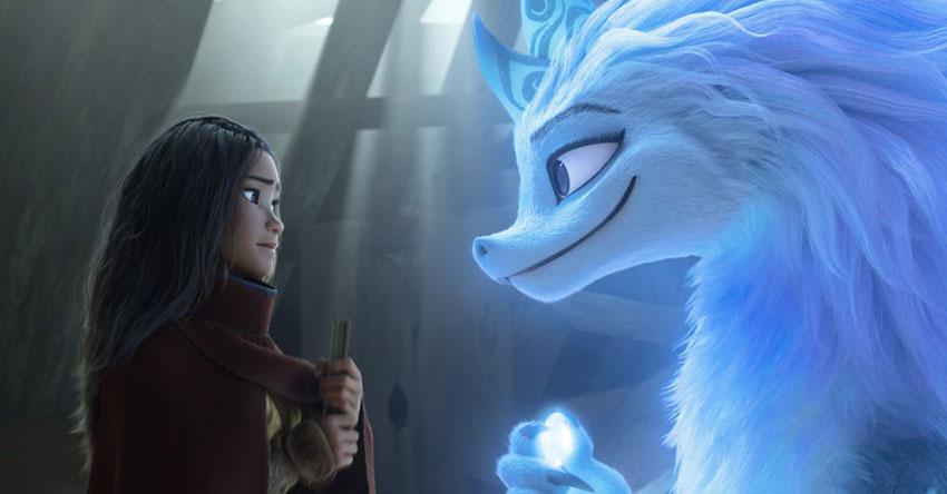 Review phim Raya và Rồng thần cuối cùng – Tác phẩm dành cho mọi lứa tuổi