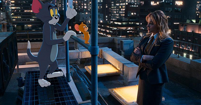 Review phim Tom & Jerry: Quậy tung New York – Mãi bên nhau bạn nhớ!