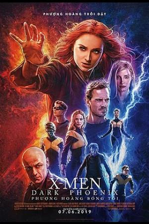 (3D) X-Men: Phượng Hoàng Bóng Tối