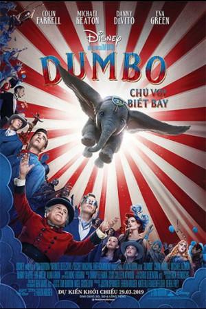Dumbo: Chú Voi Biết Bay (Lồng Tiếng)