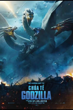 (3D) Chúa Tể Godzilla: Đế Vương Bất Tử
