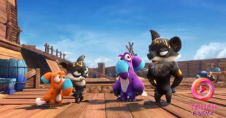"""Review phim Ối trời ơi! Chuyến phiêu lưu đầy """"thú"""" vị - Vui nhộn, hài hước"""