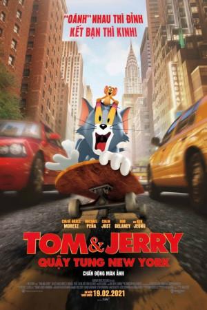 Tom Và Jerry (Lồng Tiếng)