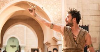 [Review] Aladdin và thần Đèn siêu quậy 2 – Châm biếm hài hước