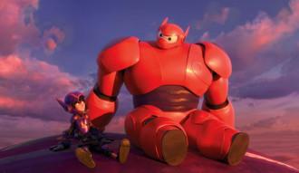 [Review] Biệt đội Big Hero 6 – Baymax dành cho tất cả mọi người