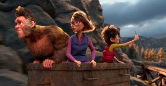[Review] Gia đình chân to phiêu lưu ký (Bigfoot Family) – Quá trời cưng luôn