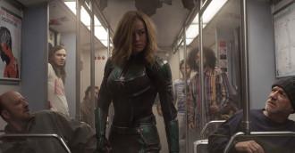 [Review] Đại úy Marvel – Sức mạnh bá đạo của Captain
