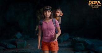 [Review] Dora và thành phố vàng mất tích: Tuổi thơ một lần nữa quay trở lại