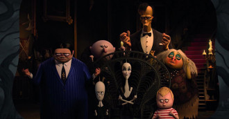 [Review] Gia đình Addams – Một gia đình kinh dị