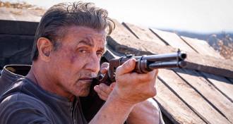 [Review] Rambo: Hồi kết đẫm máu – Bạo lực và máu me