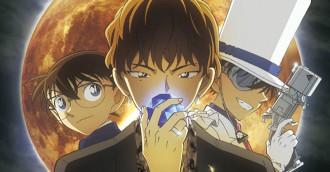 [Review] Thám tử lừng danh Conan: Cú đấm Sapphire xanh – Kid và Conan bắt tay hợp tác