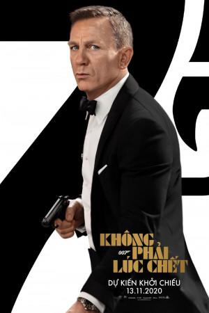 007: Không Phải Lúc Chết