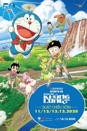 Nobita Và Những Bạn Khủng Long Mới (Lồng Tiếng)