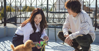 Review phim Thanh âm trong mắt em – Phim Nhật dùng nhạc Hàn làm ca khúc chủ đề