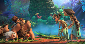 Review phim Gia đình Croods: Kỷ nguyên mới – Nhà gì vừa dễ thương lại còn hài hước