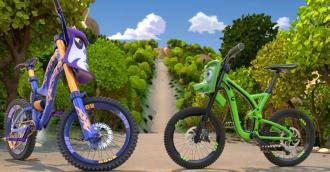 [Review] Vương quốc xe đạp – Chuyến phiêu lưu giải cứu thị trấn