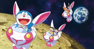 [Review] Doraemon: Nobita và mặt trăng phiêu lưu ký