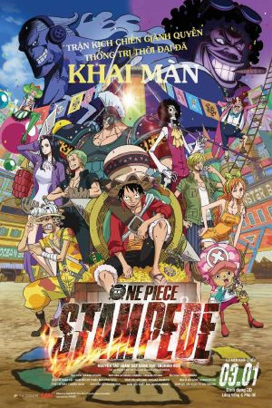One Piece: Lễ Hội Hải Tặc (Phụ Đề)