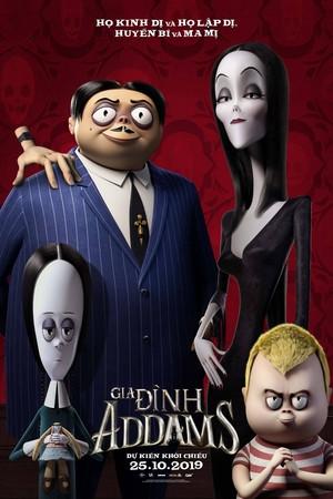 Gia Đình Addams (Phụ Đề)