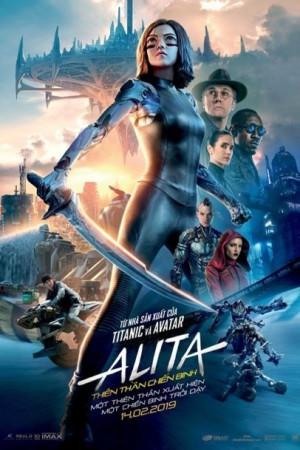 Alita Thiên Thần Chiến Binh