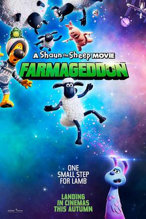Shaun The Sheep 2: Người Bạn Ngoài Hành Tinh