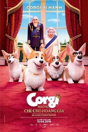 Corgi: Những Chú Chó Hoàng Gia