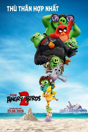(LT) The Angry Birds Movie 2